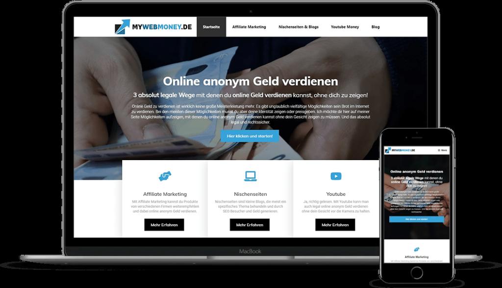 Nischenseite kaufen - Webpirat Erfahrungen